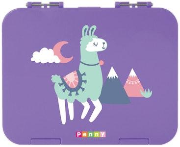 PENNY SCALLAN - BENTO BOX LOOPY LLAMA
