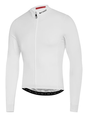 Attaquer A-Line Winter LS Jersey 2.0 White