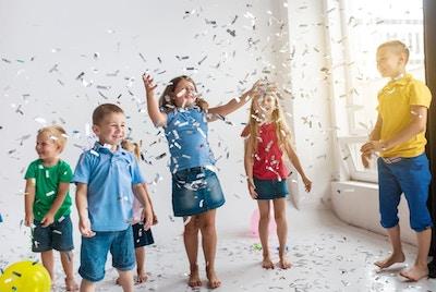 Die besten Kindergeburtstag Ideen für jedes Alter und jedes Wetter