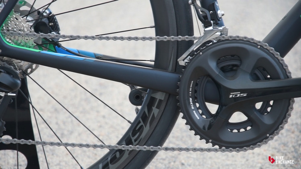 trek domane sl 5 disc 2017 review shimano 105
