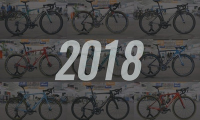 Bicicletas Pro del World Tour 2018