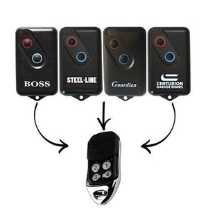 Remote Pro Boss Guardian Steel Line Compatible Remote