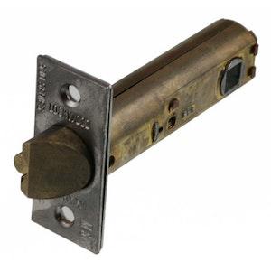 Lockwood 530, 930 & CTX530 series heavy duty 70mm tube latch in satin chrome plate finish