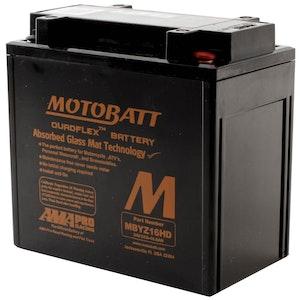 MBYZ16HD MotoBatt Quadflex 12V Battery