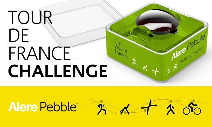 2014 Tour de France Alere Pebble Challenge