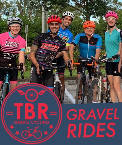 Gravel Bike Group Ride