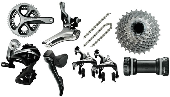 Road Bike Buyers Guide 2016 BikeExchange Shimano Dura Ace Groupset