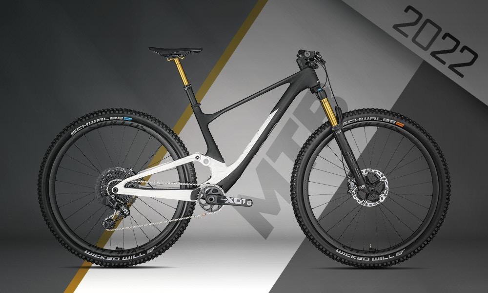 Mountainbikes 2022: Alle MTB Neuheiten