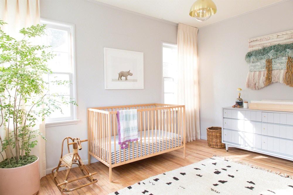 Baby Nursery Safety Tips
