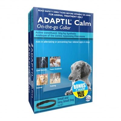 Adaptil Calm collar small BONUS PACK