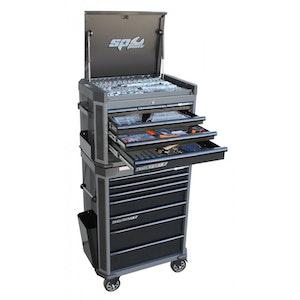 SP52265D Tool Kit 252 Piece METRIC/SAE Tech Series BLACK SP52265D