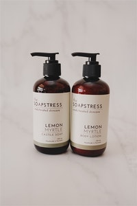 Soap and Lotion Combo 500ml - Lemon Myrtle