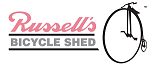Russell's Bicycle Shed Nottingham