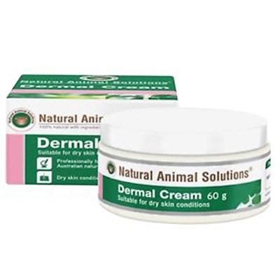 Natural Animal Solutions Nas Dermal Cream Pet Skin Conditioner 60g