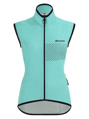 Santini SMS Guard Nimbus Womens Rainproof Vest