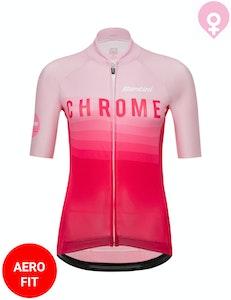 Santini Custom Chrome Jersey WMN
