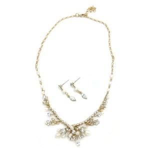 Hadlee wedding jewellery set