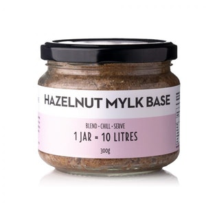 Ulu Hye Hazelnut Mylk Base (1 Jar = 10 Litres)