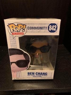 Community - Ben Chang #842 Pop! Vinyl