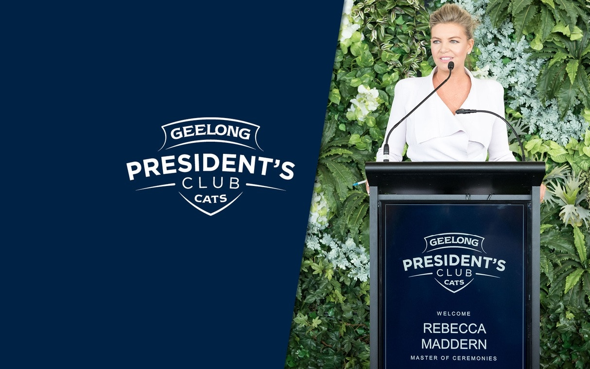 GEELONG CATS PRESIDENT'S CLUB