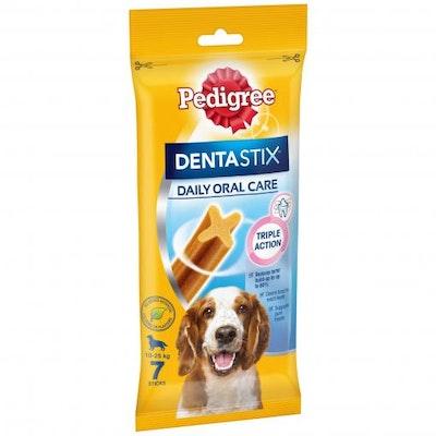 Pedigree Dentastix Oral Care Medium Breed Dog Treats 7 Pack