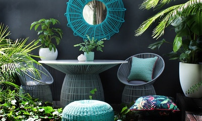 Tips For Styling Your Balcony or Small Garden Space