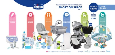 Chicco Short On Space Bundle