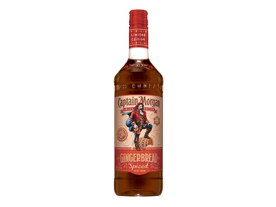 Captain Morgan Limited Edition Gingerbread Spiced Rum 700mL