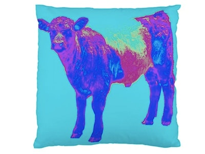 Paw & Petal Designs Blue Calf
