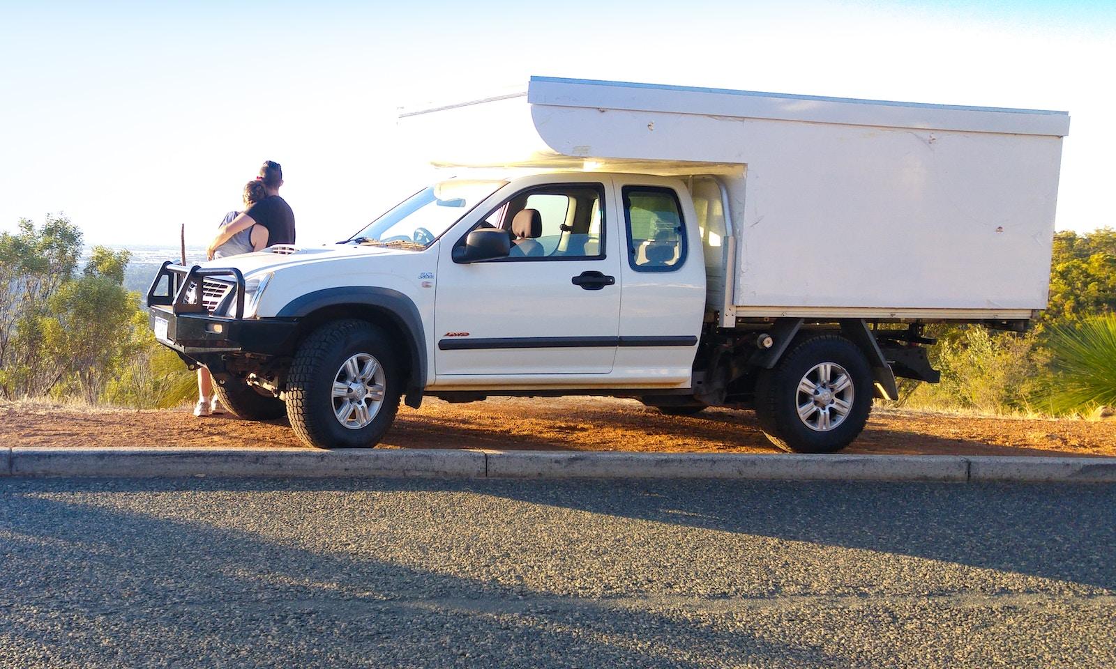 Building Our Slide-On Camper