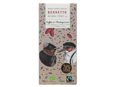 Benetto Coffee in Madagascar- 100g