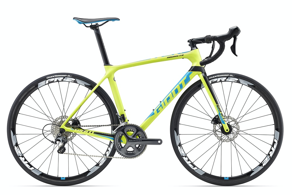 Giant TCR Advanced 1 Disc 2017 BikeExchange
