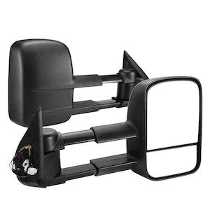 SAN HIMA SAN HIMA Pair Towing  Mirrors for Mitsubishi Triton MQ/MR 2015 - ON