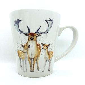 artbrush mug 'Father's Day'