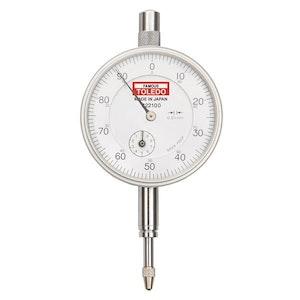 Toledo Metric Analogue Dial Gauge - 0.01x10mm