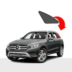 Quarter Window Shades Fits MERCEDES-BENZ GLC SUV 2016-Present