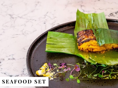 Seafood Set for 2 $65 pp