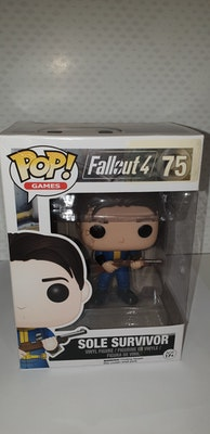 Sole Surviver pop vinyl from fallout 4