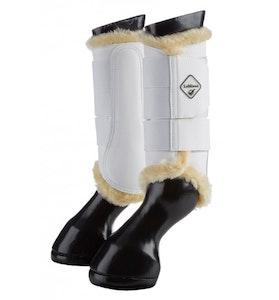 Lemieux ProSport Fleece Lined Brushing Boot