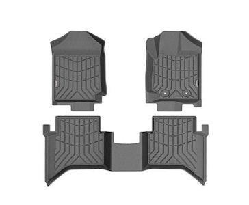 3D Tpe Floor Mat For Ford Ranger Wildtrak Raptor 2011 2019