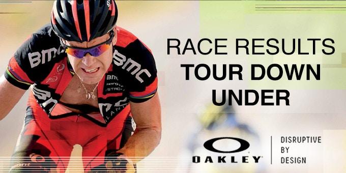2014 Santos Tour Down Under - BikeExchange.com.au Stage 2 Results