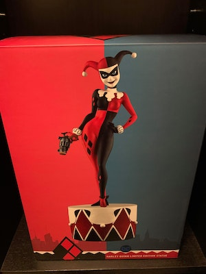 Harley Quinn Limited Edition Statue - Batman: The Animated Series