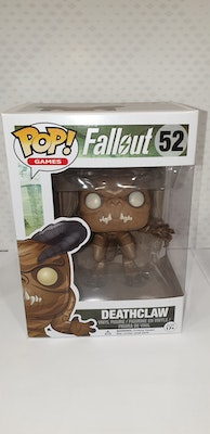 Deathclaw Pop vinyl from fallout