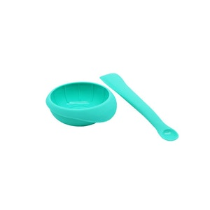 Marcus & Marcus Masher Spoon & Bowl Set Blue