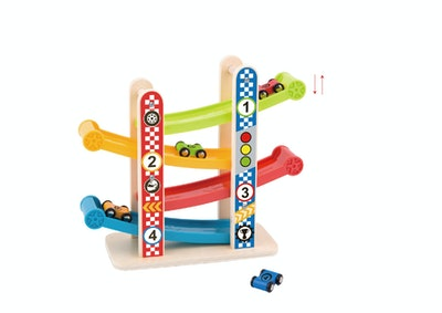 Tooky Toy SLIDING TOWER - SMALL