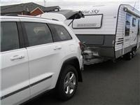 Major risks in under size caravan tow tugs South Australian Police say