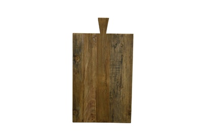 Antique Rectangle Breadboard - Large