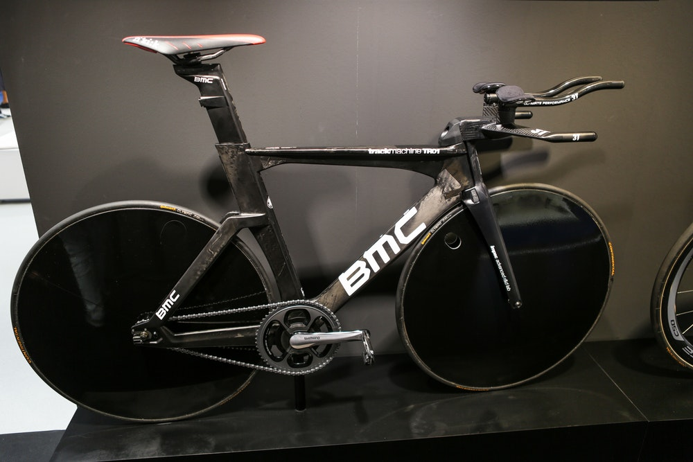 BMC Track Machine TR 01