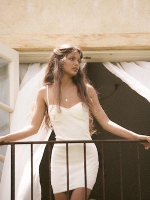 Lucie Nightie - Dove