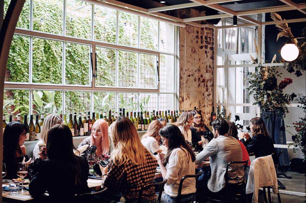 Neptune Food & Wine's Instagrammable interior